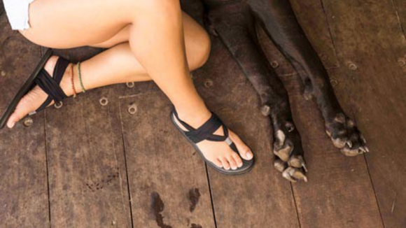 These yoga sandals can handle so much more than just yoga.