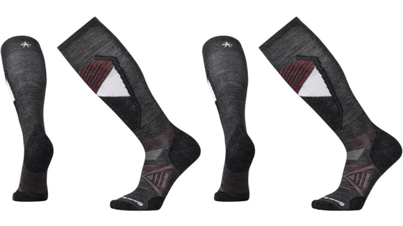 Smartwool socks are perfect for adventure lovers.