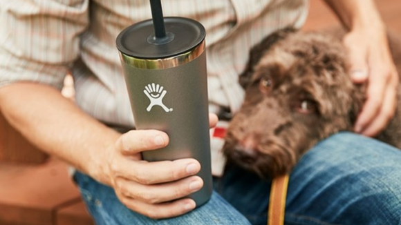 A coffee tumbler can help prevent room temperature coffee (unless that's what you're into).