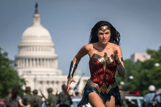 """Wonder Woman 1984"" Directed by: Patty Jenkins Starring: Gal Gadot, Chris Pine, Kristen Wiig  The anticipated superhero sequel, starring Gal Gadot as the popular Amazon warrior, is shifting from a June 5 release to Aug. 14."
