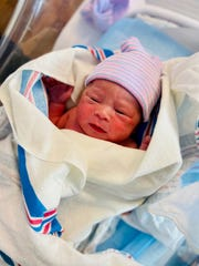 Gabriella is a New Year's baby born at South Jersey's newest hospital. She arrived at 10:03 a.m. Jan. 1 at Inspira Medical Center Mullica Hill, which just opened Dec. 15.