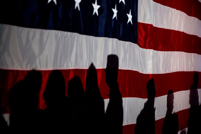 My America was a democracy. This new America is not, writes guest columnist Marc Sennett.