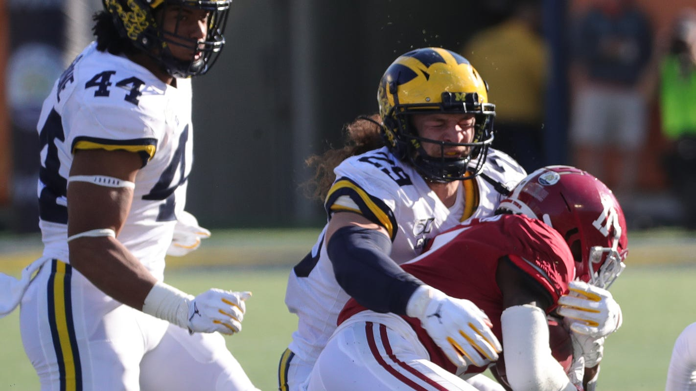 Michigan football is in a pickle at linebacker with latest defection