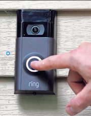 Amazon says it has considered adding facial recognition technology to its Ring doorbell cameras.