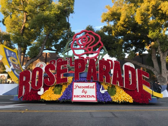 """The theme of this year's parade was """"The Power of Hope."""""""