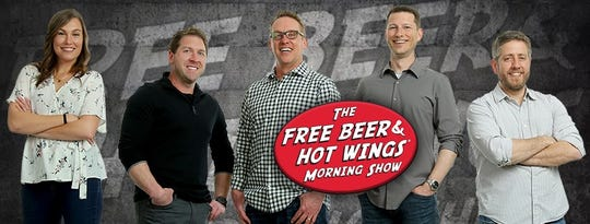 Free Beer & Hot Wings