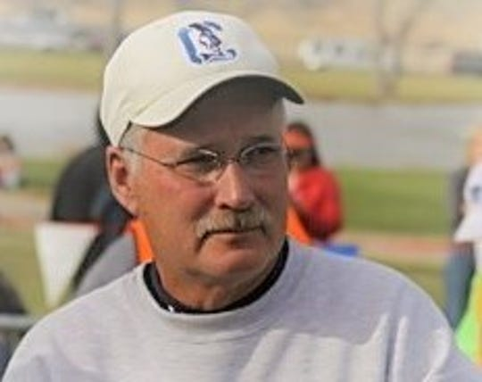 Mark Yoakum, whose coaching resume includes 26 years with Glasgow's harriers and thin-clads, will be inducted into the National High School Coaches Hall of Fame this summer.