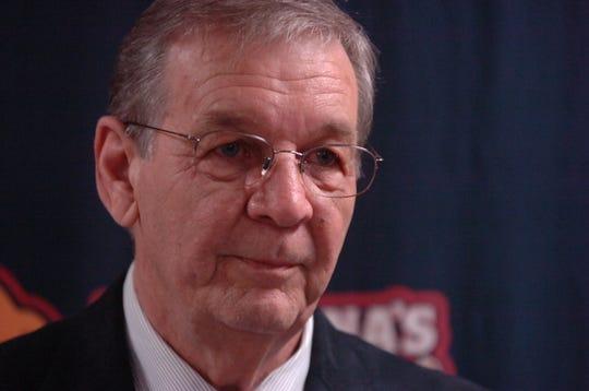 David Walker in 2010.