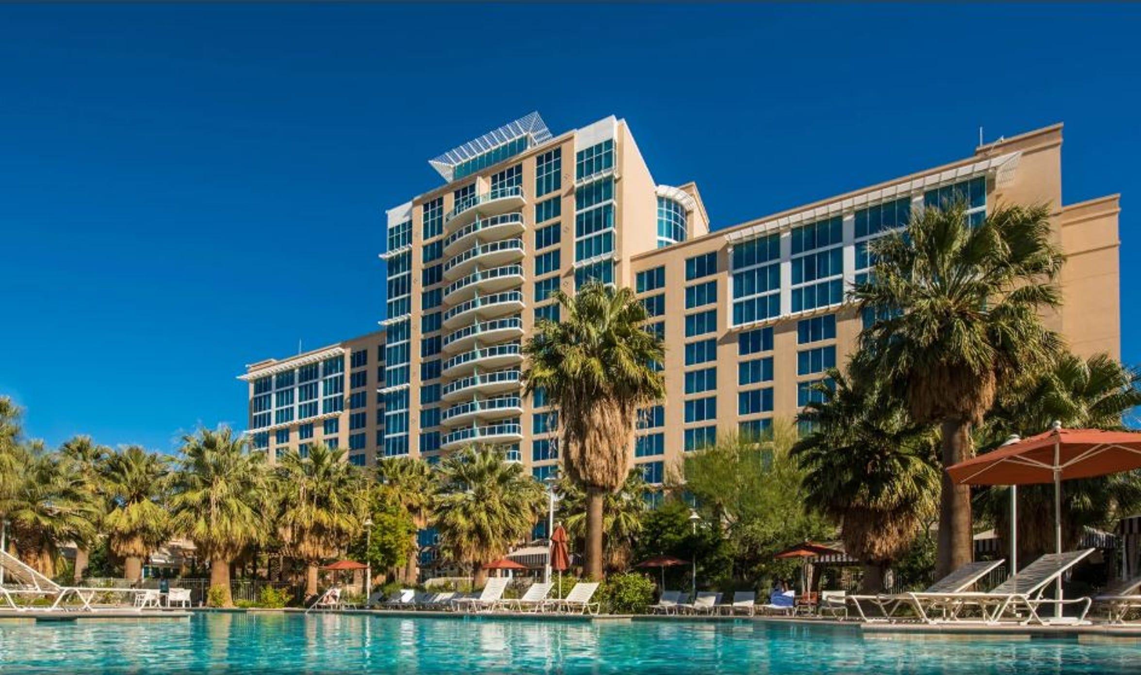 Agua Caliente Resort Casino Spa Rancho Mirage.