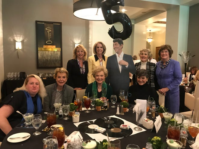 """""""Dean Martin"""" and friends celebrate 65 years of Angel View with a salute to the Rat Pack (2018)."""