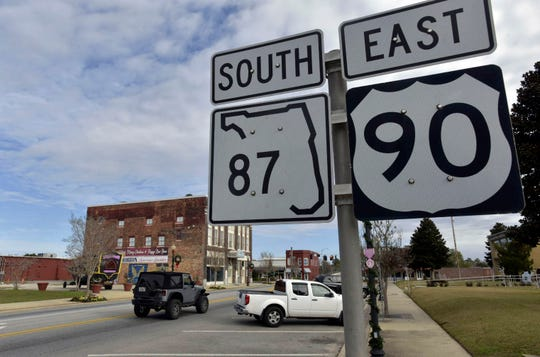 A project to widen U.S. 90 through the downtown Milton area was bumped up on the regional Transportation Planning Organization'slist of priorities this July. If completed, the project would transform downtown Milton.
