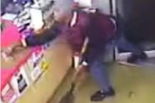 San Angelo police are investigating an armed robbery at an Allsup's convenience store on South College Hills Boulevard on Dec. 30, 2019.