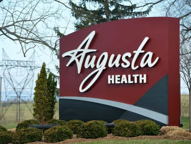 Augusta Health in Fishersville