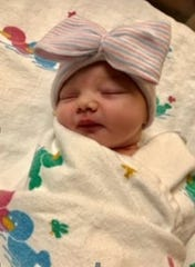 St. Lucie County Medical Center welcomed first baby born in hospital in 2020. Baby Olivia was born at 2:11 a.m.