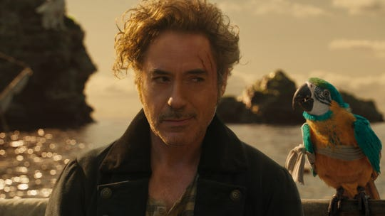 Review: New 'Dolittle' does little with Robert Downey Jr.'s animal magnetism