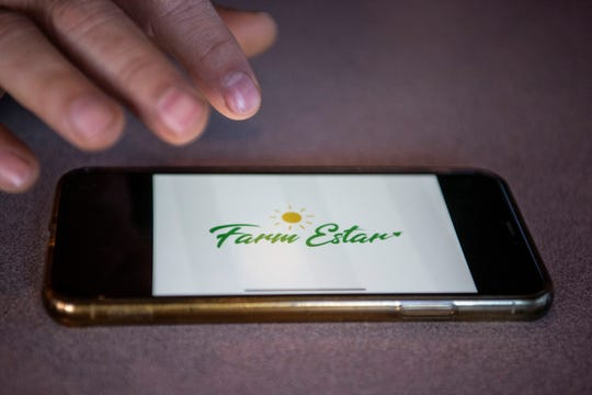 Sonny Singh, owner of BBQ Smokehouse And Bar in Battle Creek, Mich., is developing an app called Farm Estar, expected to launch in a month. Farm Estar is an app in which consumers can purchase food from local famers any day of the week so they don't have to wait for the famer's market.