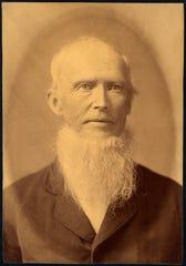 Munson Finch at about age 70.
