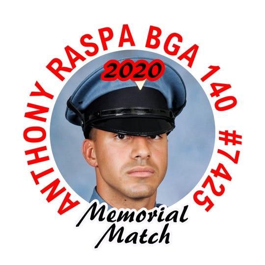 Anthony Raspa Memorial Dual medal