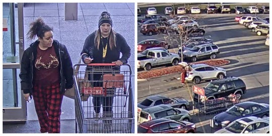 Altoona police have asked for the public's help in identifying two shoplifting suspects. It is unclear when the people stole from the town's Hy-Vee, but anyone with information about these two is encouraged call police.