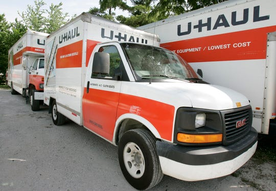 """U-Haul has a New Year's resolution: cut down on hiring people who smoke. The moving company said that it won't hire nicotine users in the 21 states where it is legal to do so, saying that it wants to ensure a """"healthier workforce."""" The new policy will start Feb. 1, 2020. and won't apply to those hired before then."""