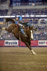 Cinch World's Toughest Rodeo returns to Wells Fargo Arena on Jan. 10-11.