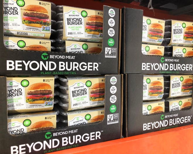 Beyond Burger is available at Costco.