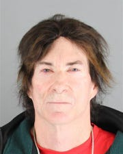 Graham Gilpin, 60, of Eastpointe, was charged with indecent exposure after trespassing the John Lindell Ice Arena in Royal Oak.
