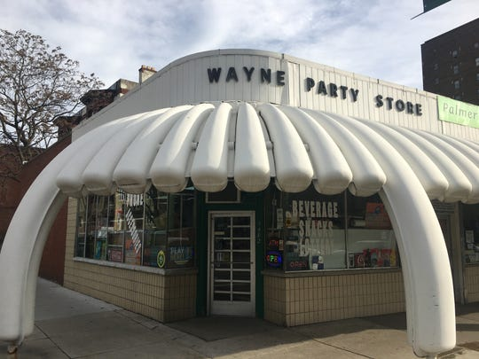 The Wayne Party Store, next to Wayne State University, is among the retailers that recently stopped selling cigarettes and vaping products to 18, 19 and 20 year-olds.