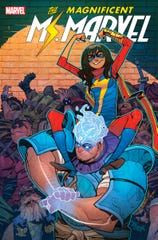 Amulet's debut appearance in Magnificent Marvel #13, Marvel Entertainment