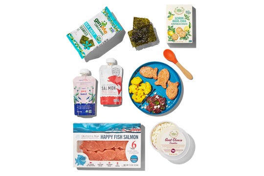 2020 food trend: Kids meals will have healthier options.