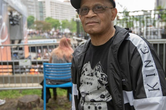 Dilla's Delights owner and J Dilla's uncle Herman Hayes