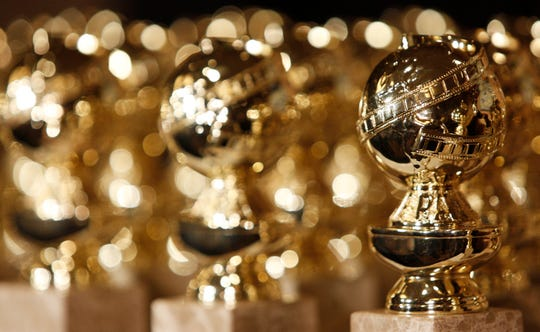 The Golden Globes ceremony is 8 p.m. Sunday on NBC.