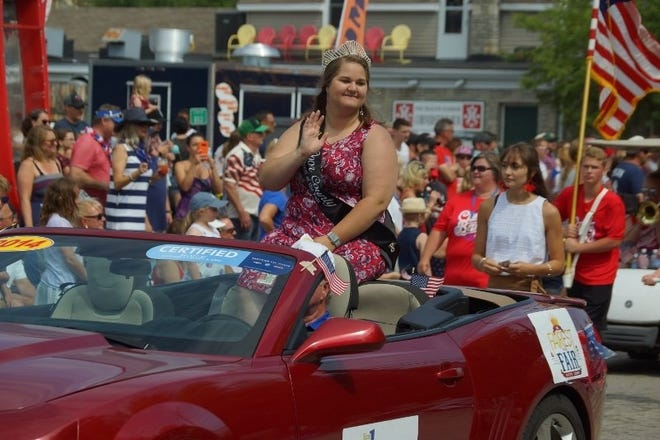 Claire Olson, crowned Door County Fairest of the Fair in 2018, is competing for the same program's state title. She's both the first Door County Fairest and the first from the area to compete for Wisconsin Fairest of the Fair.