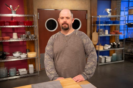 """Seneca native, Curtis Long is one of 16 people competing on the 18th season of  """"Worst Cooks in America,"""" on Food Network."""