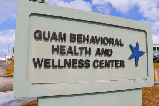 The Guam Behavioral Health and Wellness Center in Tamuning on Jan. 2, 2020.
