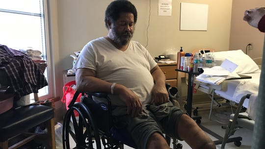 After uproar, VA promises vet new prosthetic legs after his were taken away