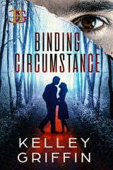 """Kelley Griffin's first book, """"Binding Circumstance,"""" was published in July 2019."""