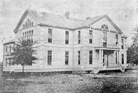 - St. Landry High School on North Market Street in the early 1900s.