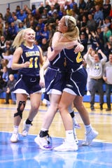 Hartland hopes for a longer state girls basketball tournament run after losing in the quarterfinals three of the last five seasons.