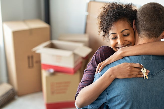 Is one of your goals for the new year to become a homeowner?