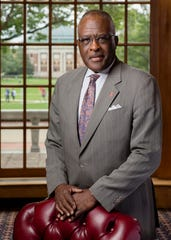 Robert J. Jones, chancellor of the University of Illinois at Urbana-Champaign.