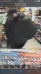 Blommingdale Police released photos on Jan. 2, 2020 of a suspect in an ATM skimming investigation.