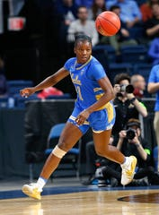 Michaela Onyenwere and the UCLA Bruins could provide a difficult test for Arizona State.