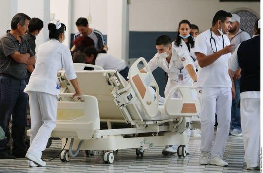 INSABI basificará a trabajadores y aumentará el personal sanitario para contar con más médicos, enfermeras y especialistas