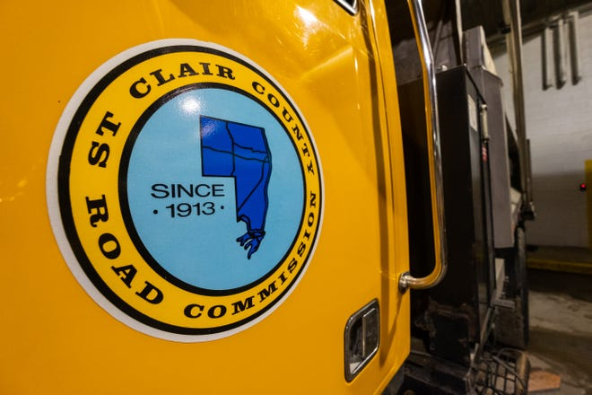 The St. Clair County Road Commission has several projects slated next week.