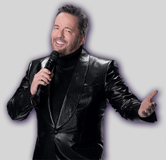 Las Vegas headliner Terry Fator will perform Jan. 17 at the Strand Theatre.