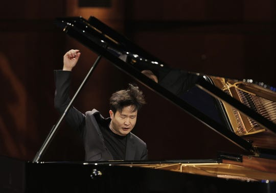 Pianist Yekwon Sunwoo will perform with the York Symphony Orchestra on Jan. 25.