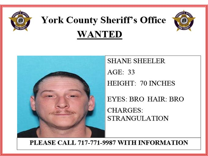 YORK COUNTY MOST WANTED