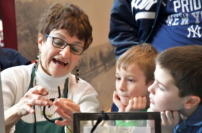 The York County History Center presents its 11th Annual Family Day: Adventures in the Chocolate Factory on Jan. 25.