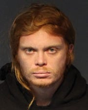 Sabastian Dulong, 28, was booked on Wednesday, Jan. 1, 2020, into the Washoe County jail on graffiti-related charges. Authorities said he was initially arrested on 581 counts of graffiti.